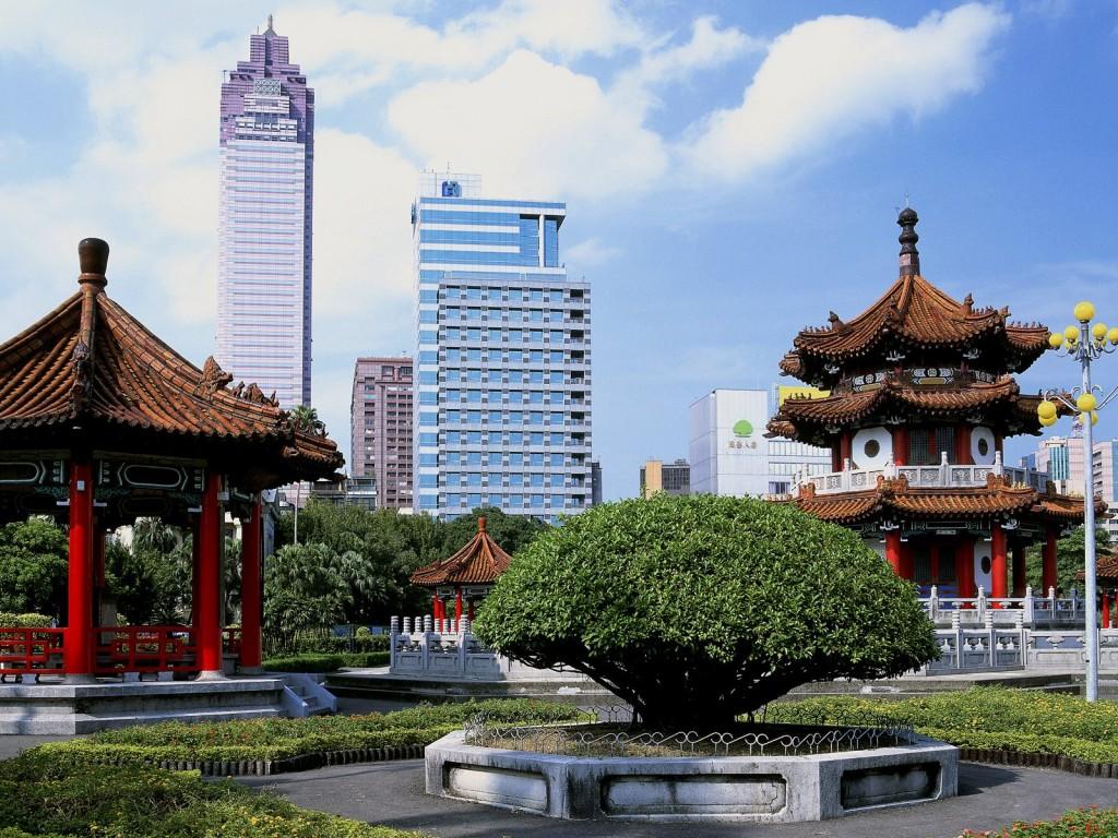 Тайвань — чарующая страна