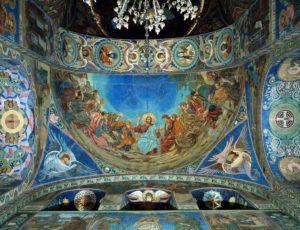 Храм Спаса на крови в Санкт Петербурге (Россия)