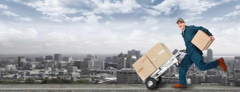 Особенности доставки товаров, купленных в интернете