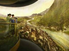 Музей панорамы в Зальцбурге (Австрия)