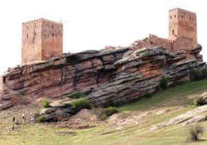 Крепость Кастильо де Сафра (Испания)