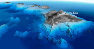 Вулкан Мауна Кеа: заснеженная вершина в тропиках (Гавайи)