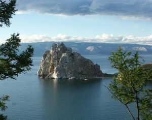Остров Ольхон в Прибайкалье (Россия)
