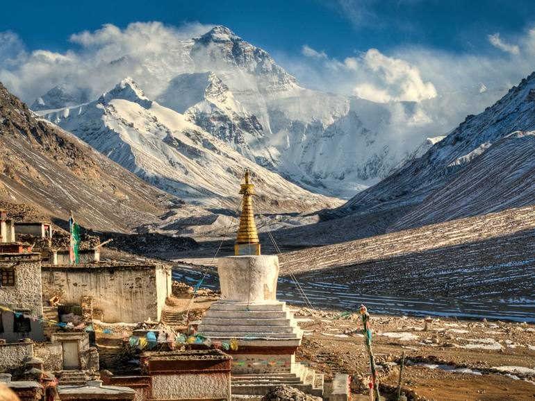 Тибет: в поисках эликсира молодости и здоровья
