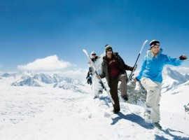 Поход зимой: выбираем термобельё и собираем рюкзак