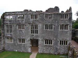 Замок Берри Поумрой (Великобритания)