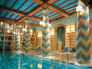 Отель Бурдж эль Араб в Дубае (ОАЭ)