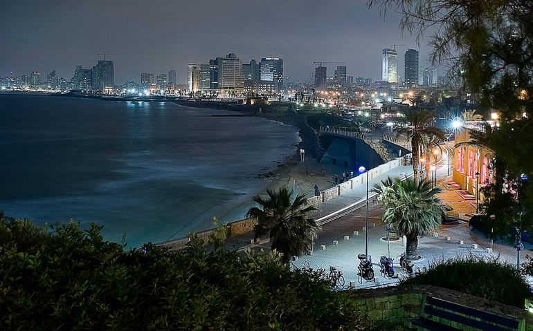 Тель Авив или Холм весны (Израиль)