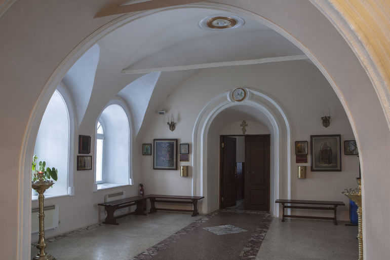Церковь Спаса Нерукотворного Образа в Коларово (Россия)