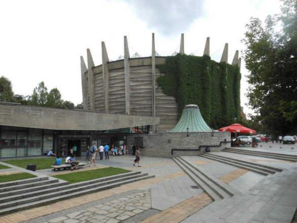 Рацлавицкая панорама во Вроцлаве (Польша)