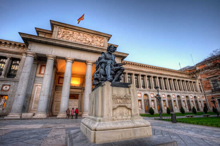 Жемчужина Мадрида: музей Прадо (Испания)