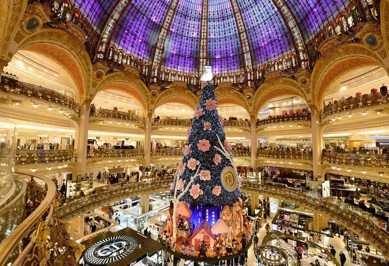 Новогодние покупки в наиболее привлекательных городах Европы
