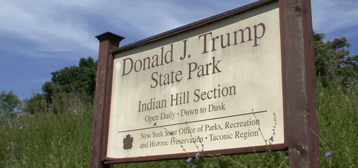 Государственный парк имени Дональда Трампа (США)