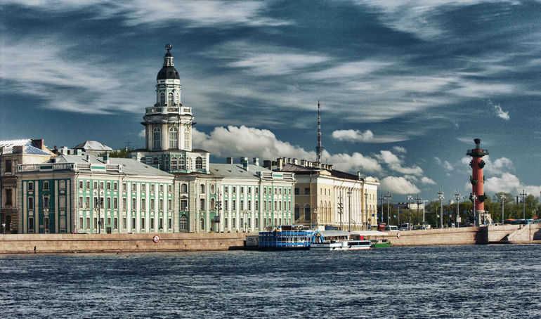 Авиабилеты в Санкт Петербург