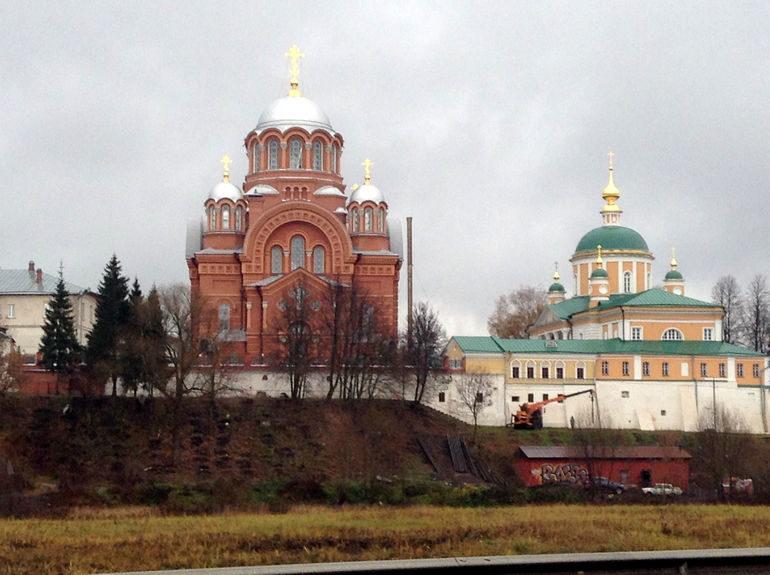 Исторические города Московской области. Сергиев Посад