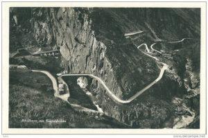 Тейфельсбрюкке: Чертов Мост (Швейцария)