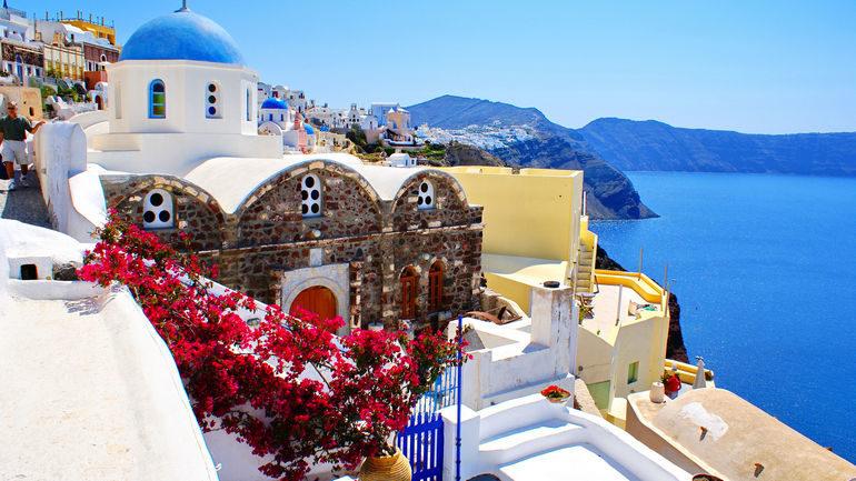 Греция – идеальный европейский курорт
