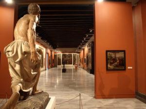 Музей изящных искусств в Севилье (Испания)