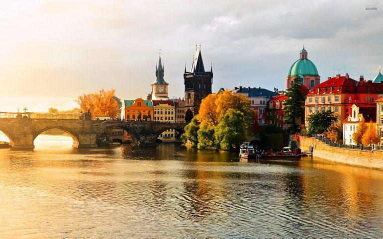 Старинная Чехия