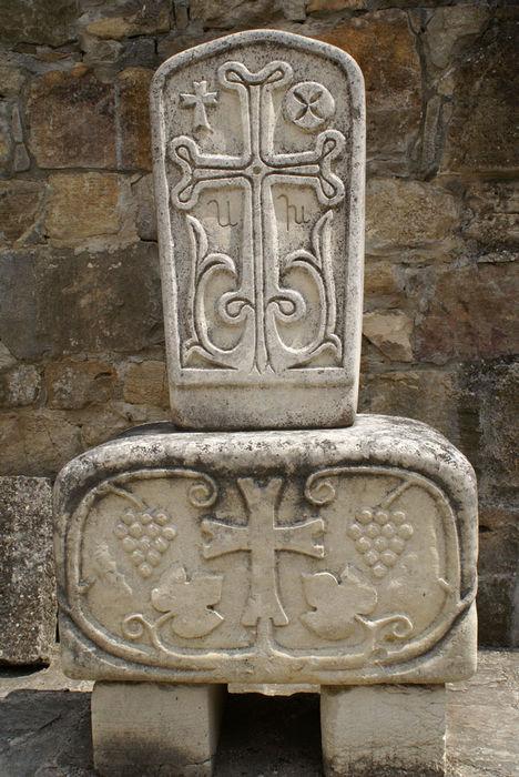 Армянский монастырь Сурб Хач в Крыму