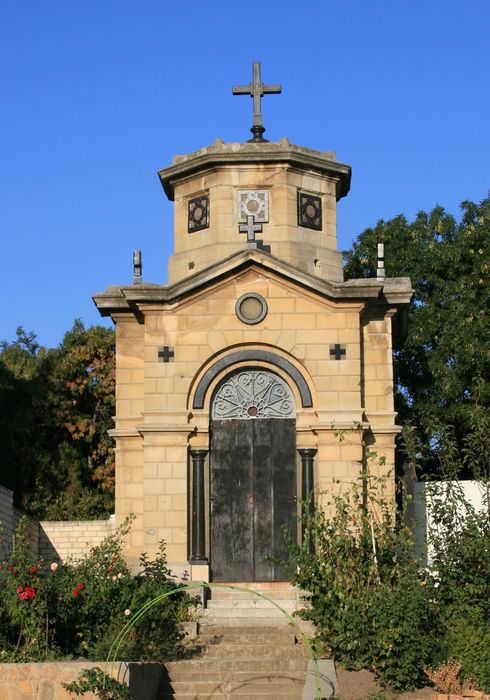 Церковь Всех Святых в Феодосии (Крым)