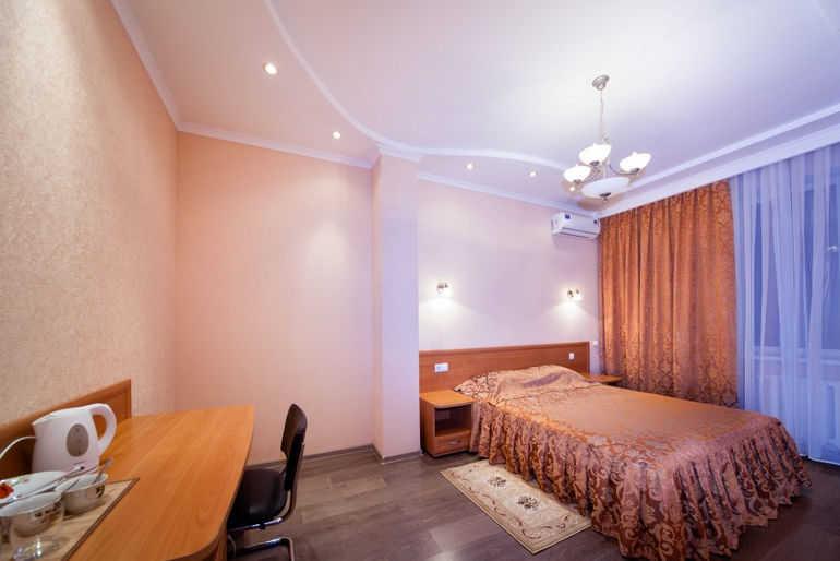 Vip House: комфортный отель в Самаре