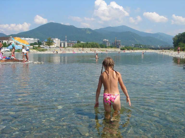 Лазаревское: один из популярнейших курортов