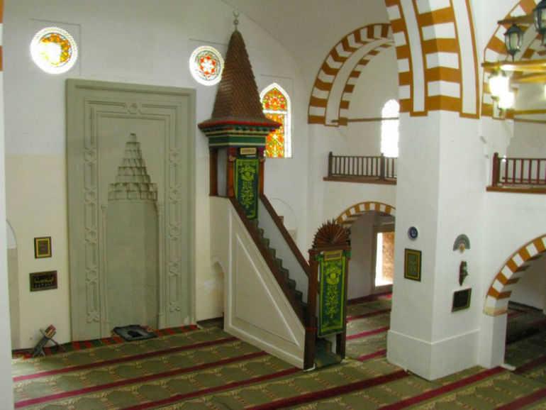 Мечеть Джума Джами в Евпатории