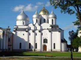 Софийский собор в Великом Новгороде (Россия)