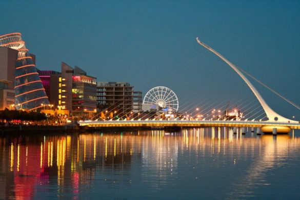 Дублин: изумрудный город