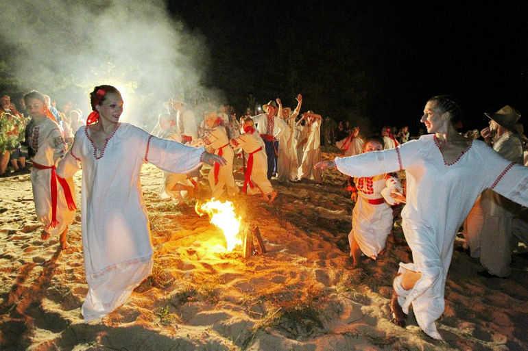 Праздник Ивана Купала – эзотерика и магия древних славян