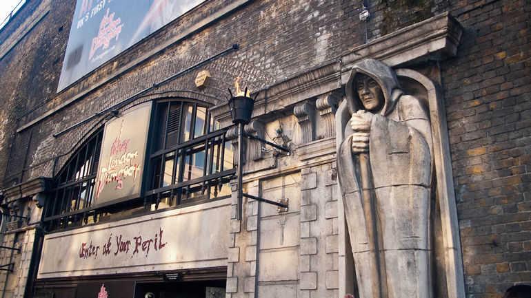 Прогулка по Лондону: музей «Лондонская темница» (Великобритания)