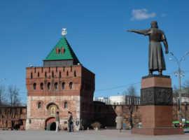 Достопримечательности Нижнего Новгорода (Россия)
