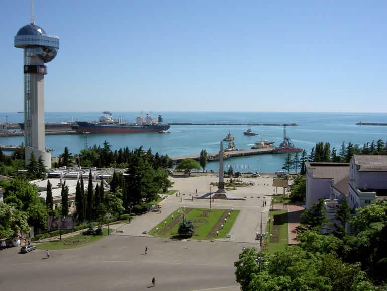 Популярные курорты Туапсинского района