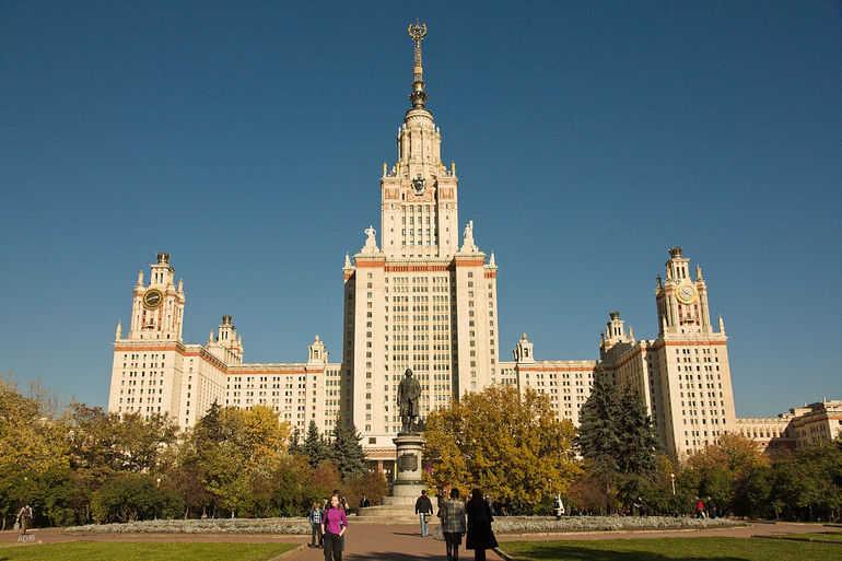 Москва. Что посмотреть, где побывать