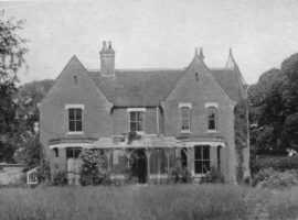 Дом священника в Борли (Великобритания)