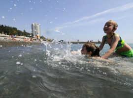 Туризм в Крыму в бархатный сезон