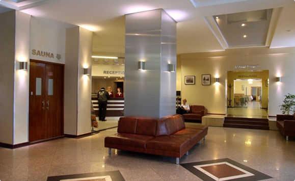Отель «Ладога» в Петербурге