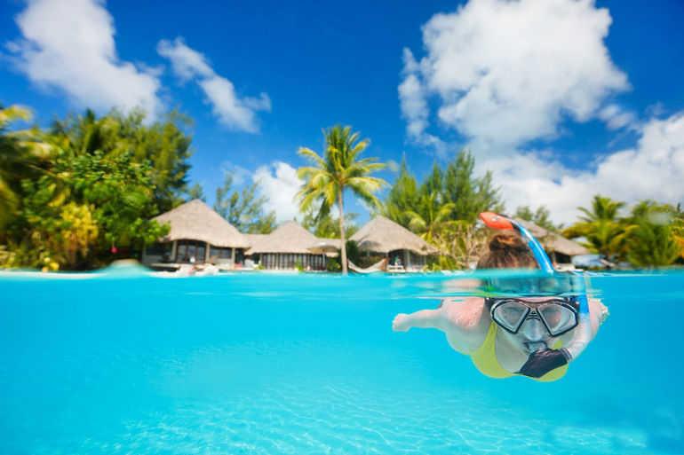 Отдых на Мальдивах: природа и погодные составляющие