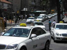 Особенности услуг такси в Иерусалиме