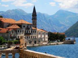 Черногория: райский уголок
