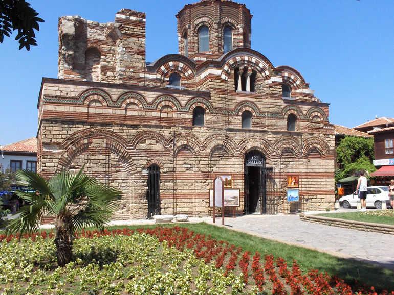Несебр: сокровищница болгарского народа