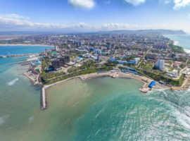 Отдых на российском побережье: Анапа, Сочи, Севастополь