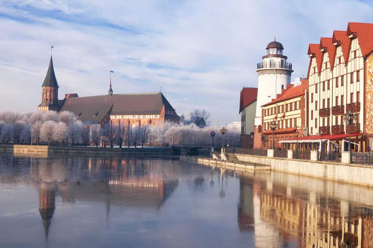 Калининград. Что посмотреть, где побывать