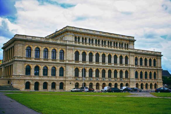 Здание Кёнигсбергской биржи