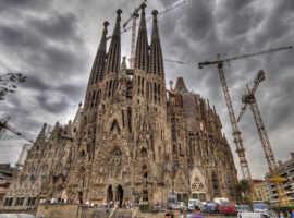 Собор Святого Семейства (Temple Expiatori de la Sagrada Família)