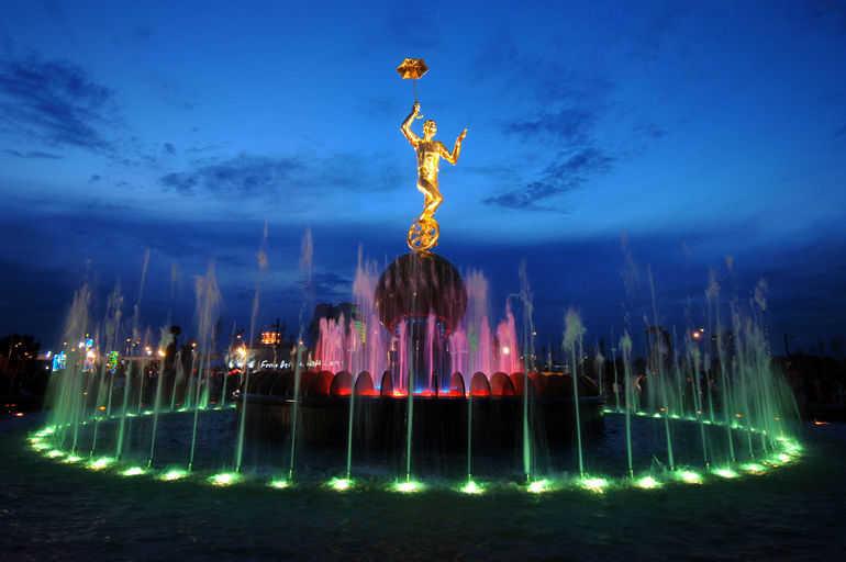 Старый город – новая столица Астана