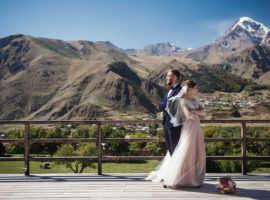 Свадебное путешествие в Батуми (Грузия)