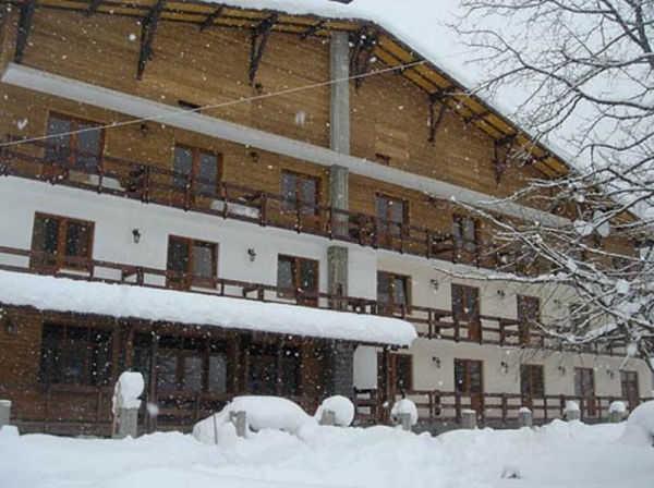 Отель «Татьяна» в Красной поляне