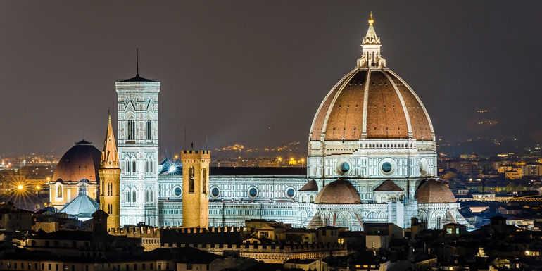 Флоренция   колыбель западного искусства